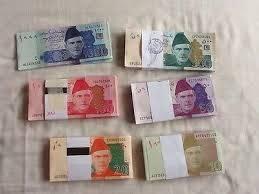 Prop/Fake Pakistan Rupee Online